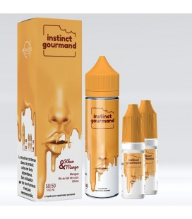 KHAO & MANGO 40ML - Instinct Gourmand Alfaliquid