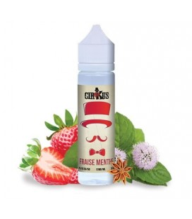 FRAISE MENTHE 50ML - Authentic Cirkus VDLV