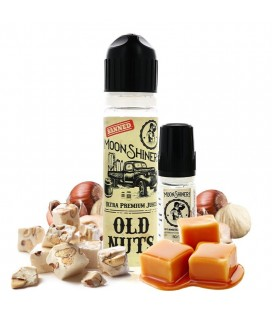 OLD NUTS MOONSHINERS 50ML - Le French Liquide