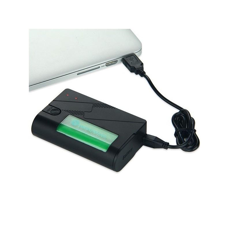 chargeur portable energystash 2 accus vaporesso ci klop. Black Bedroom Furniture Sets. Home Design Ideas