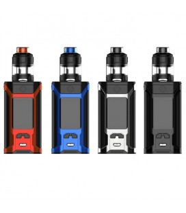 SINUOUS RAVAGE230 200W TC + GNOME KIT COMPLET - Wismec