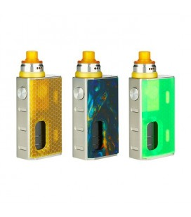 LUXOTIC BF + TOBHINO RDA KIT COMPLET - WISMEC
