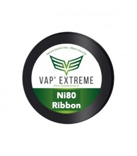 FIL RÉSISTIF NICHROME RIBBON 0.5 x 0.1 – Vap'extreme