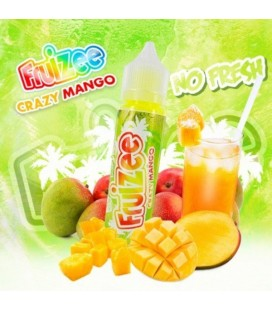 CRAZY MANGO – E-liquid France