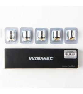TÊTE / RÉSISTANCE WM02 GNOME - WISMEC