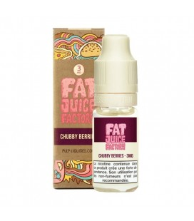 CHUBBY BERRIES - Fat Juice Factory