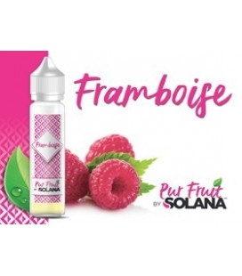 PUR FRUIT FRAMBOISE 50ML - SOLANA