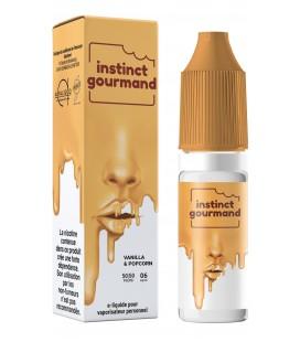 VANILLA & POPCORN - Instinct Gourmand Alfaliquid