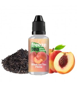 CONCENTRE BLACK ICE TEA PECHE - Freeze Tea