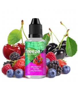 CONCENTRE MIX CHERRY'S ICE TEA - Freeze Tea
